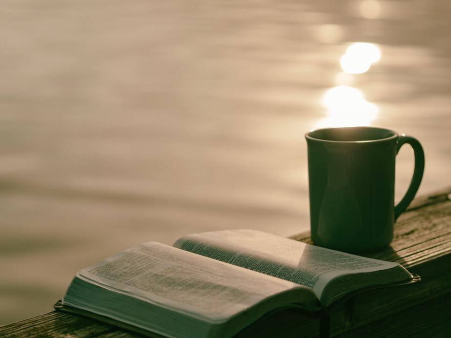 Filtered 'Coffee and Bible'Pics